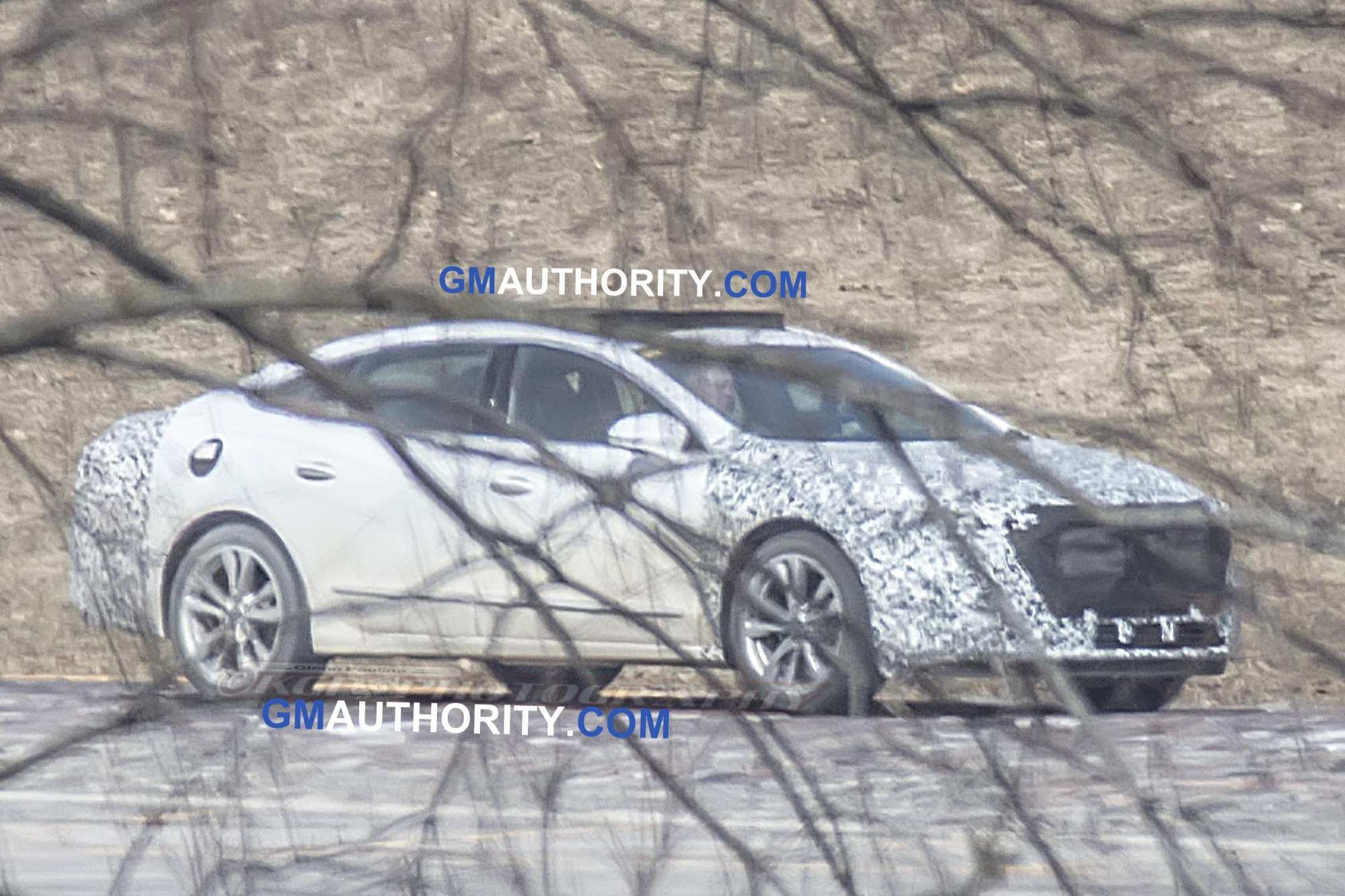 2020 Buick Enclave Spy Photos Style