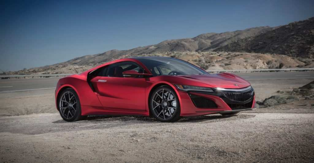 45 Gallery of 2020 Honda Nsx Specs and Review with 2020 Honda Nsx