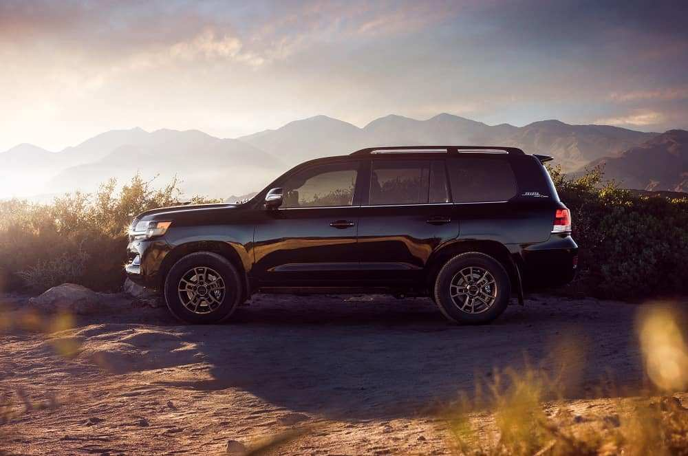 45 Gallery of 2020 Toyota Land Cruiser Exterior for 2020 Toyota Land Cruiser