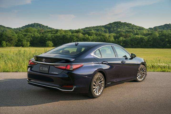 45 Gallery of Lexus Es 2020 Dimensions Overview with Lexus Es 2020 Dimensions