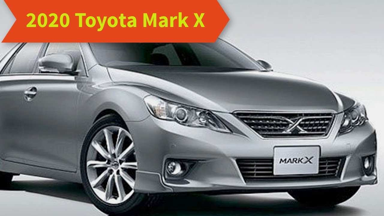 45 Gallery of Toyota Mark X 2020 Concept by Toyota Mark X 2020
