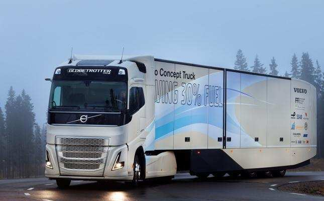 45 Gallery of Volvo 2020 Semi Truck Redesign and Concept with Volvo 2020 Semi Truck