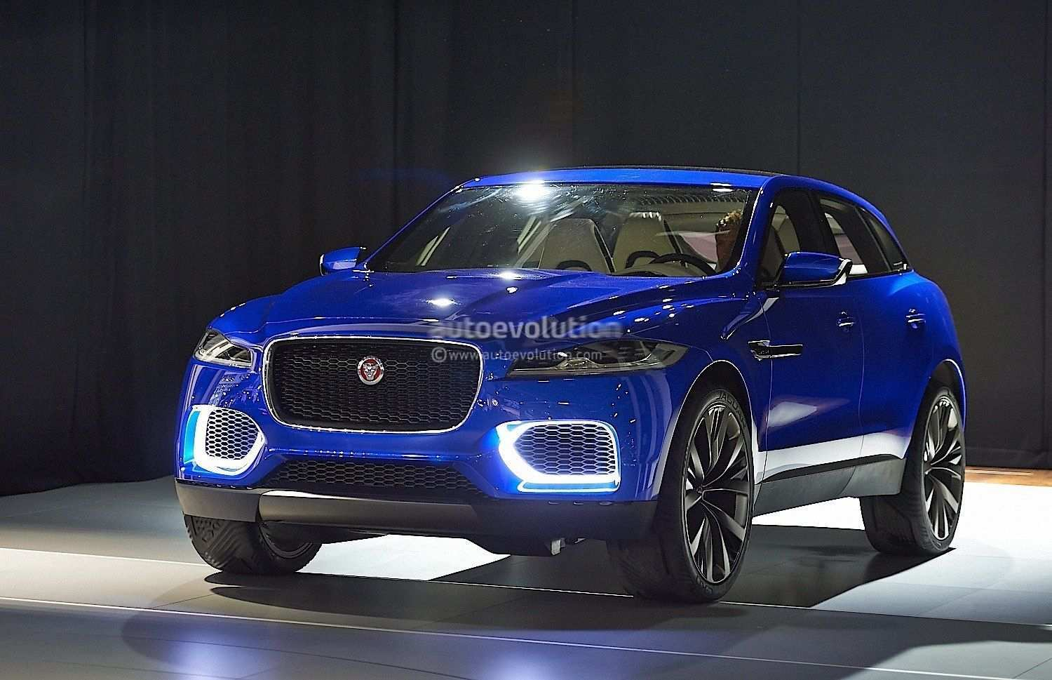 45 Great 2020 Jaguar C X17 Crossover Exterior with 2020 Jaguar C X17 Crossover