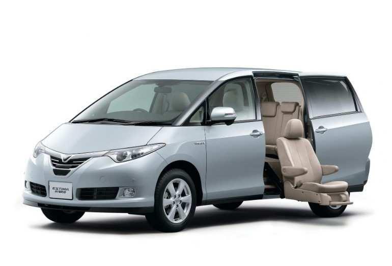 45 Great 2020 Toyota Estima Model for 2020 Toyota Estima