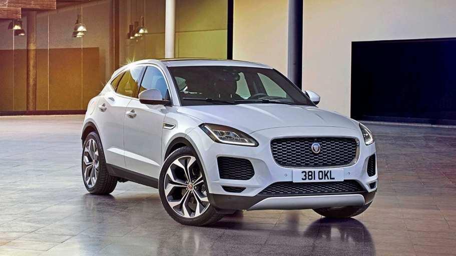 45 Great Jaguar I Pace 2020 Exterior Redesign for Jaguar I Pace 2020 Exterior