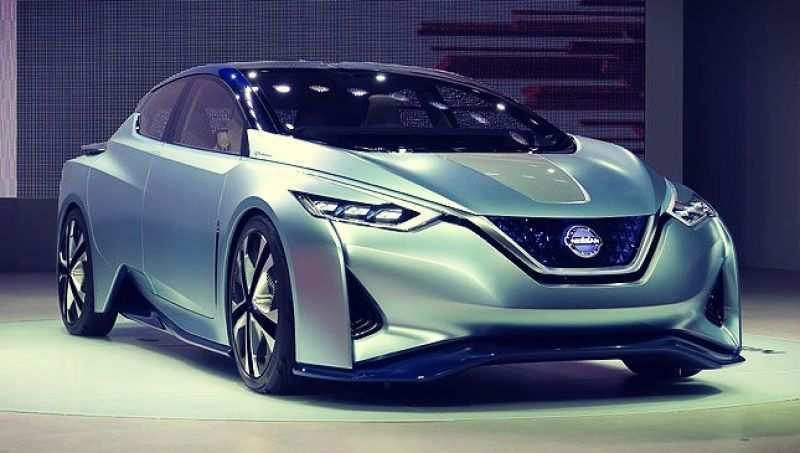 45 Great Nissan Leaf 2020 Range Redesign and Concept with Nissan Leaf 2020 Range