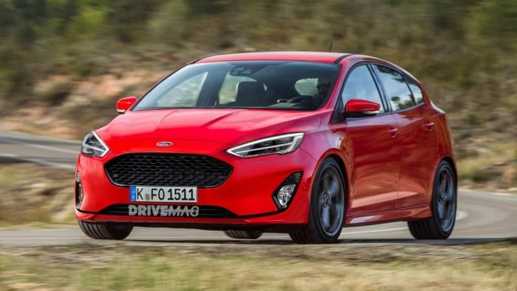 45 New 2020 Ford Fiesta St Rs Specs and Review with 2020 Ford Fiesta St Rs