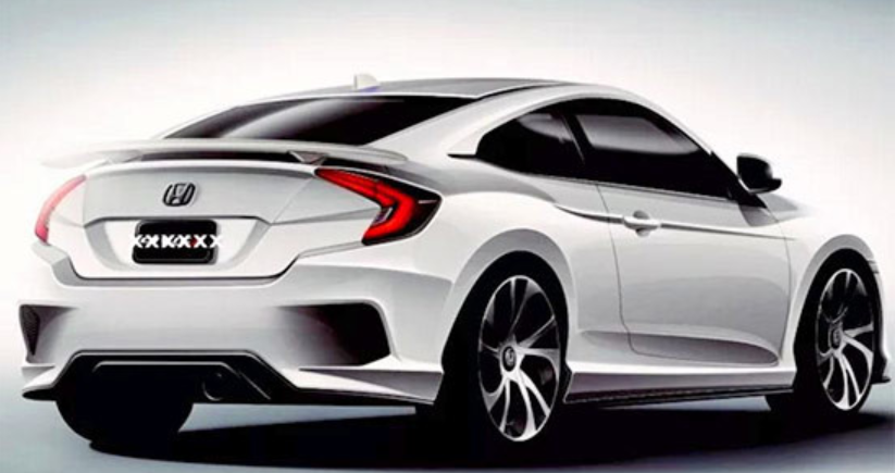45 New 2020 Honda Civic Exterior Date Redesign and Concept for 2020 Honda Civic Exterior Date