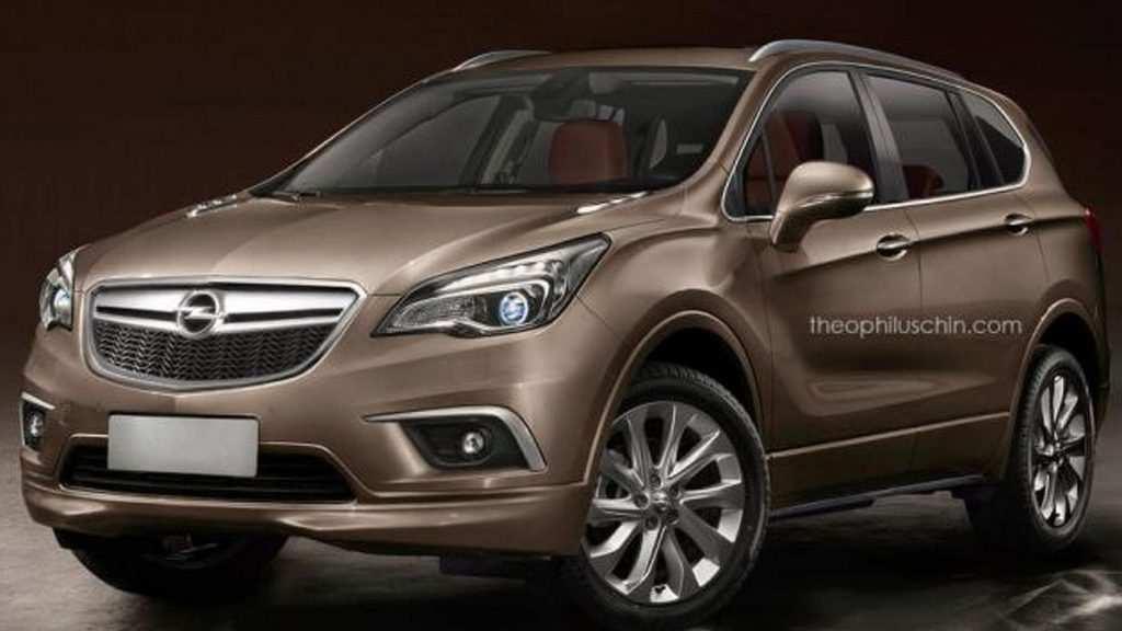 45 New 2020 Opel Antara 2020 Concept by 2020 Opel Antara 2020