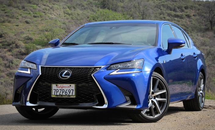 45 New Gs Lexus 2020 Release Date with Gs Lexus 2020