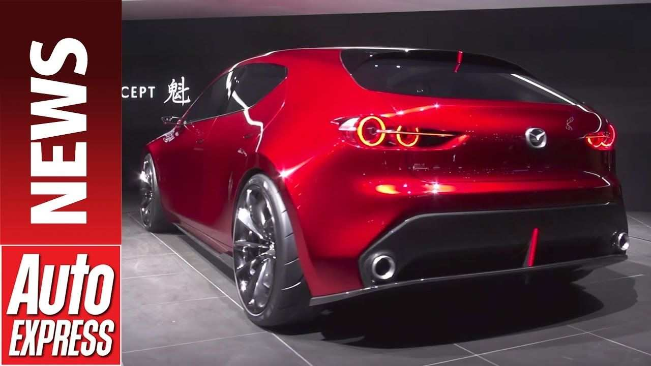 45 New Mazda Kai 2020 Redesign and Concept with Mazda Kai 2020