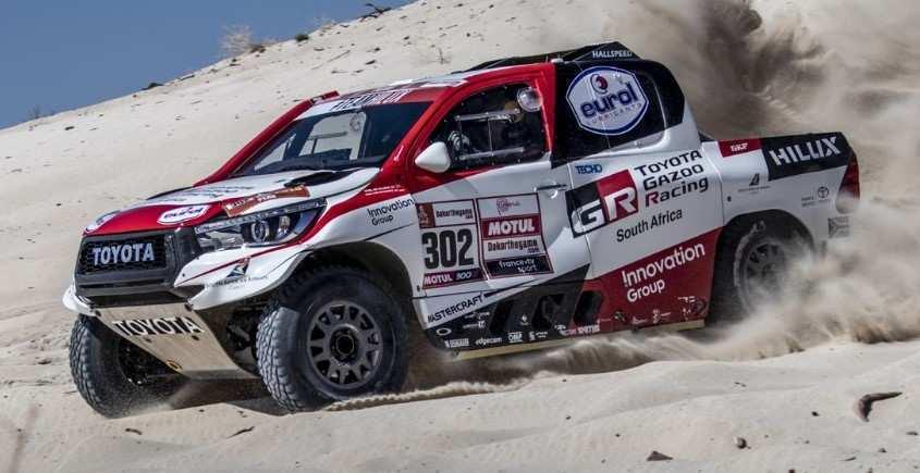 45 New Toyota Dakar 2020 Exterior by Toyota Dakar 2020