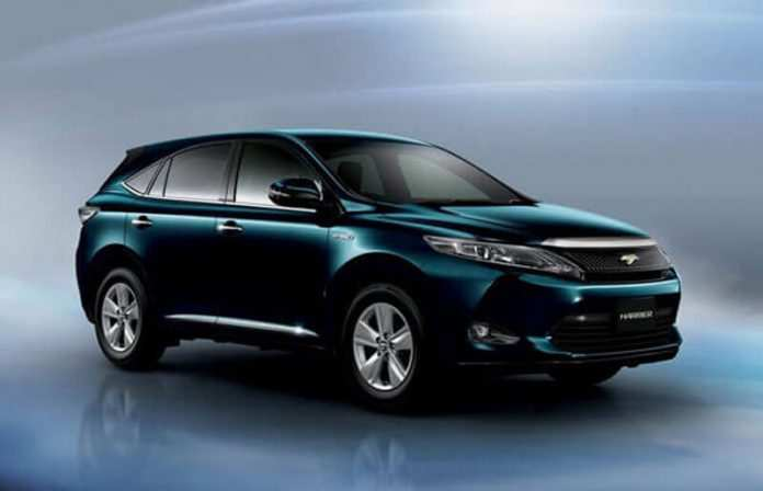 45 New Toyota Harrier 2020 Engine with Toyota Harrier 2020