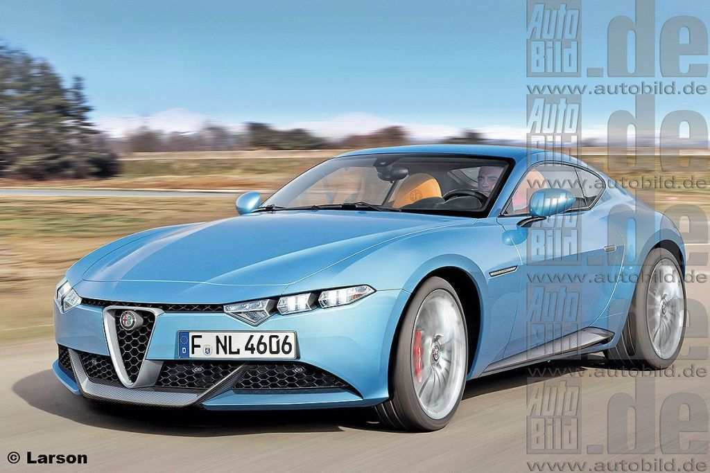 45 The 2020 Alfa Romeo Duetto 2018 Exterior and Interior for 2020 Alfa Romeo Duetto 2018
