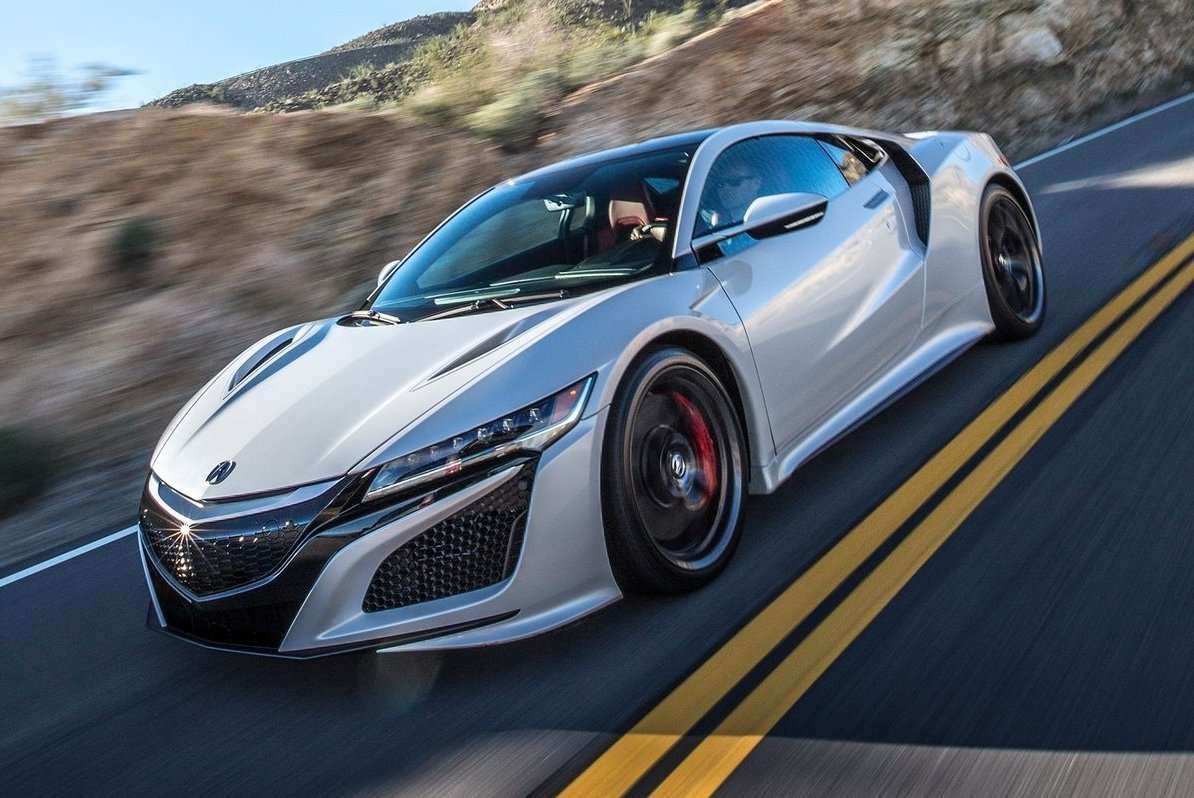 45 The 2020 Honda Nsx Release with 2020 Honda Nsx