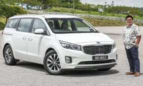 45 The Kia Grand Carnival 2020 Exterior Redesign and Concept by Kia Grand Carnival 2020 Exterior