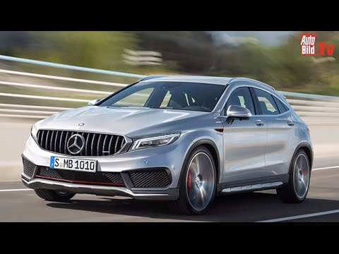 45 The Mercedes Gla 2020 New Concept History for Mercedes Gla 2020 New Concept