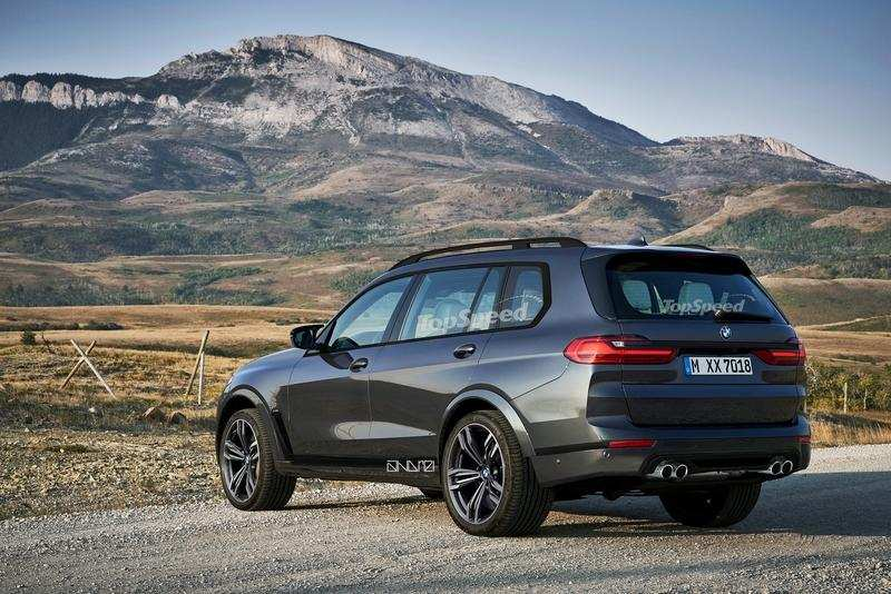 46 All New 2020 BMW X7 Price for 2020 BMW X7