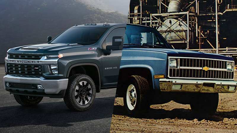 46 All New 2020 Chevy Silverado Performance and New Engine with 2020 Chevy Silverado