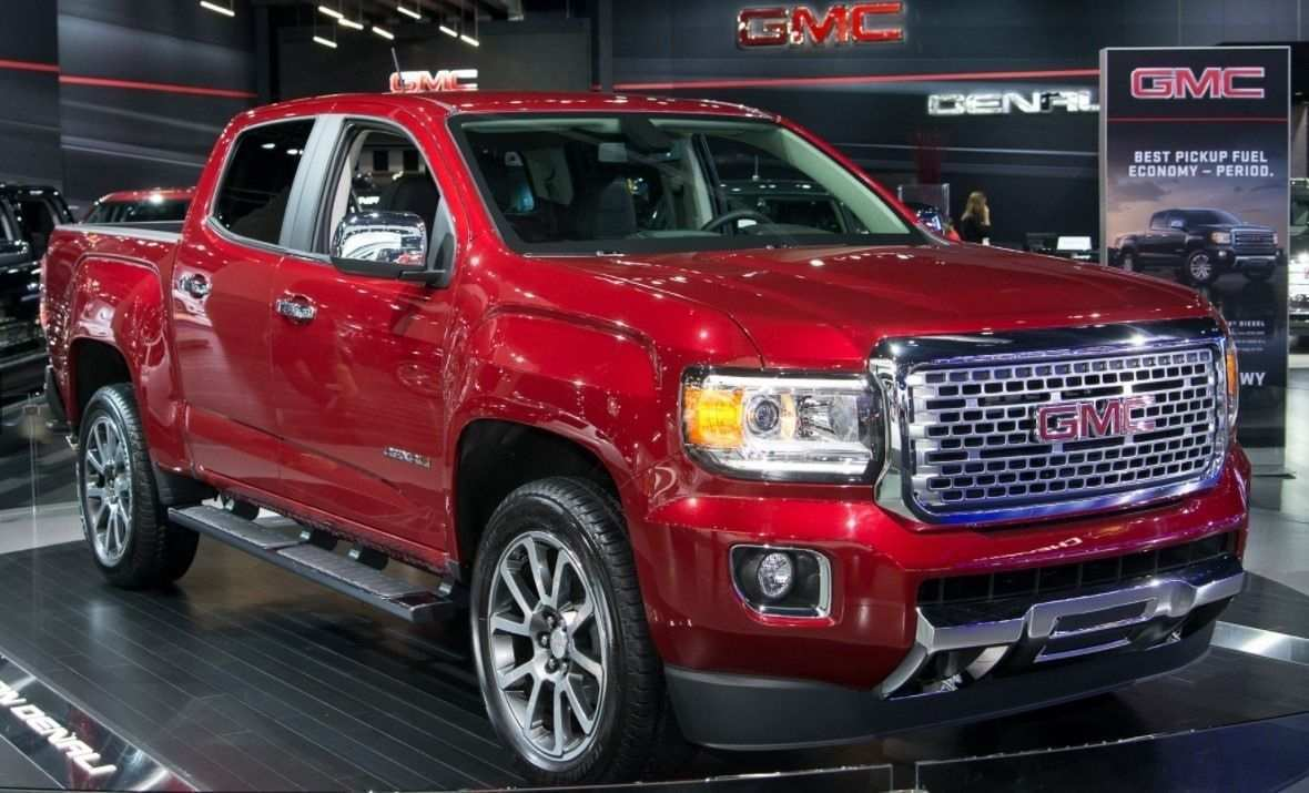 46 All New 2020 Gmc Canyon Diesel Spesification with 2020 Gmc Canyon Diesel