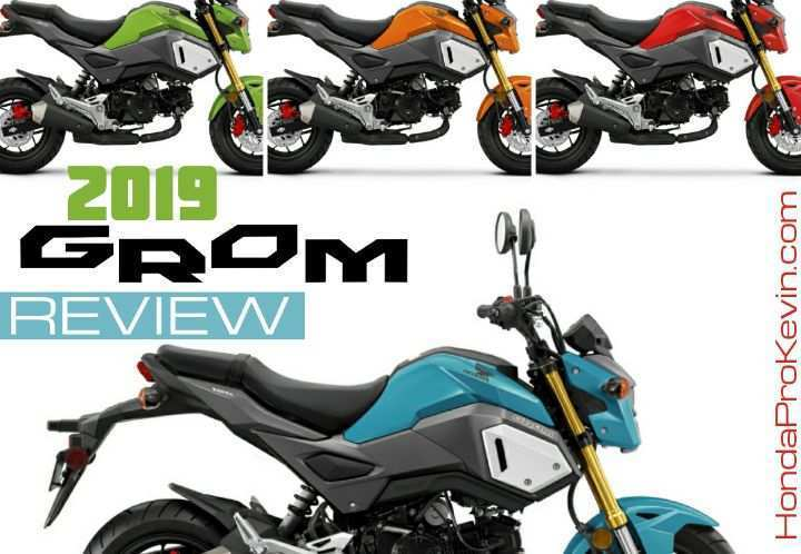 46 All New 2020 Honda Grom Colors Rumors for 2020 Honda Grom Colors