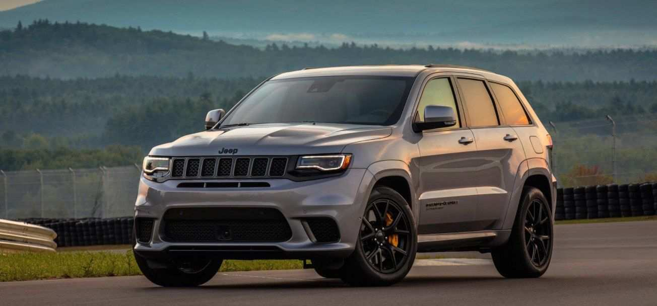 46 All New 2020 Jeep Grand Cherokee Spy Exteriors New Review with 2020 Jeep Grand Cherokee Spy Exteriors