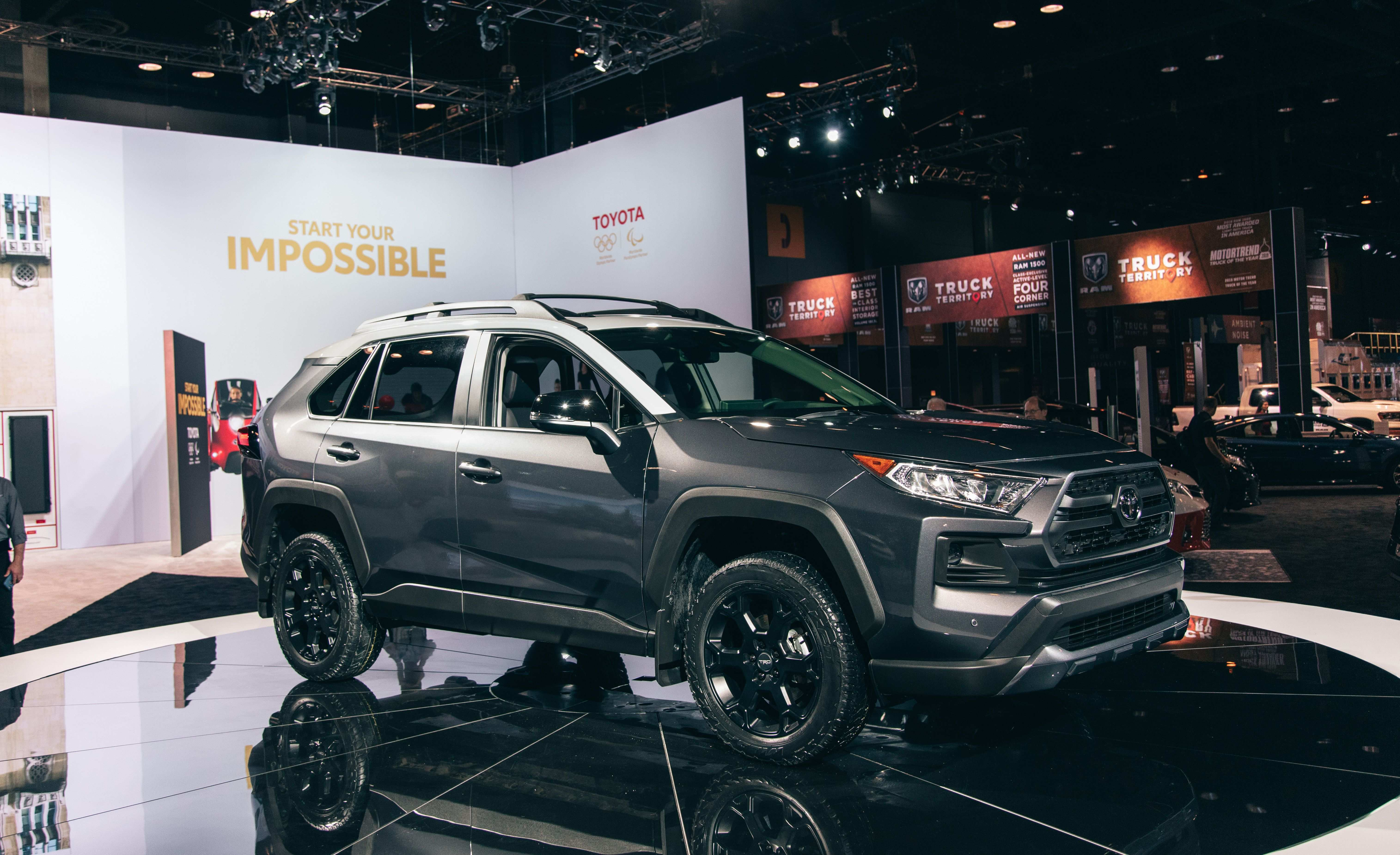 46 All New 2020 Toyota Rav4 Ground Clearance Wallpaper by 2020 Toyota Rav4 Ground Clearance