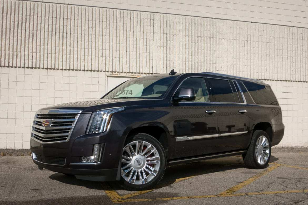 46 Best Review 2020 Cadillac Escalade V Ext Esv Style by 2020 Cadillac Escalade V Ext Esv