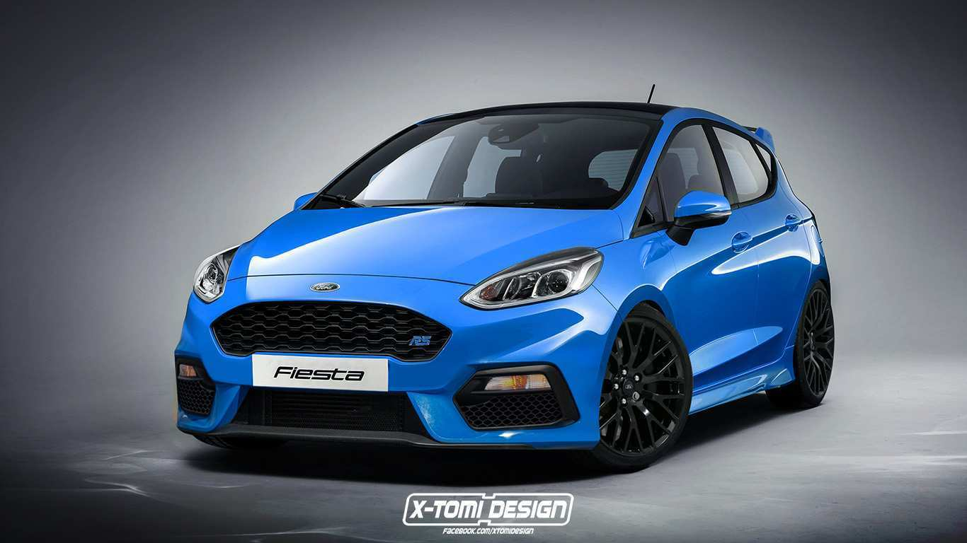 46 Best Review 2020 Ford Fiesta Performance and New Engine by 2020 Ford Fiesta
