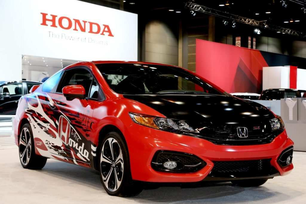 46 Best Review 2020 Honda Civic Si Sedan Review for 2020 Honda Civic Si Sedan