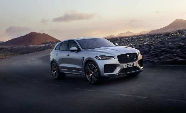 46 Best Review 2020 Jaguar F Pace Svr Exterior First Drive by 2020 Jaguar F Pace Svr Exterior