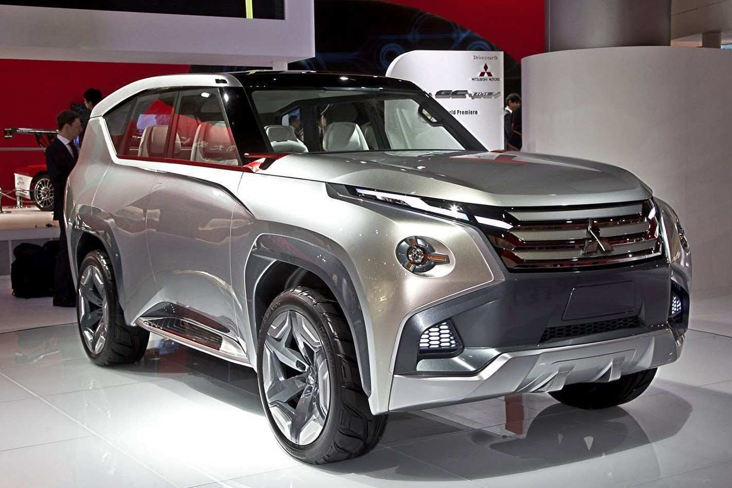 46 Best Review 2020 Mitsubishi Montero 2018 Configurations for 2020 Mitsubishi Montero 2018