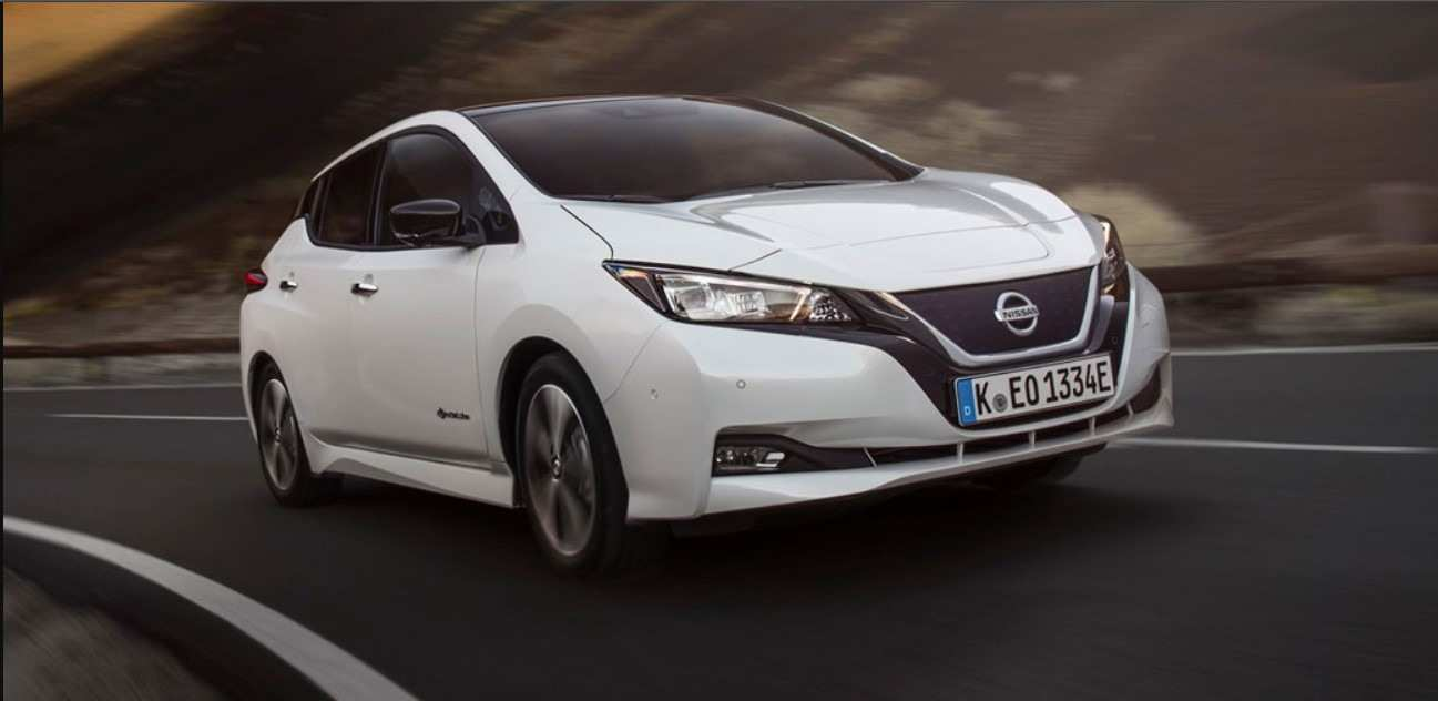 46 Best Review 2020 Nissan Leaf Exterior Redesign and Concept by 2020 Nissan Leaf Exterior