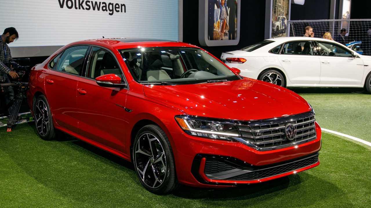 46 Best Review 2020 Volkswagen Passat Exterior by 2020 Volkswagen Passat
