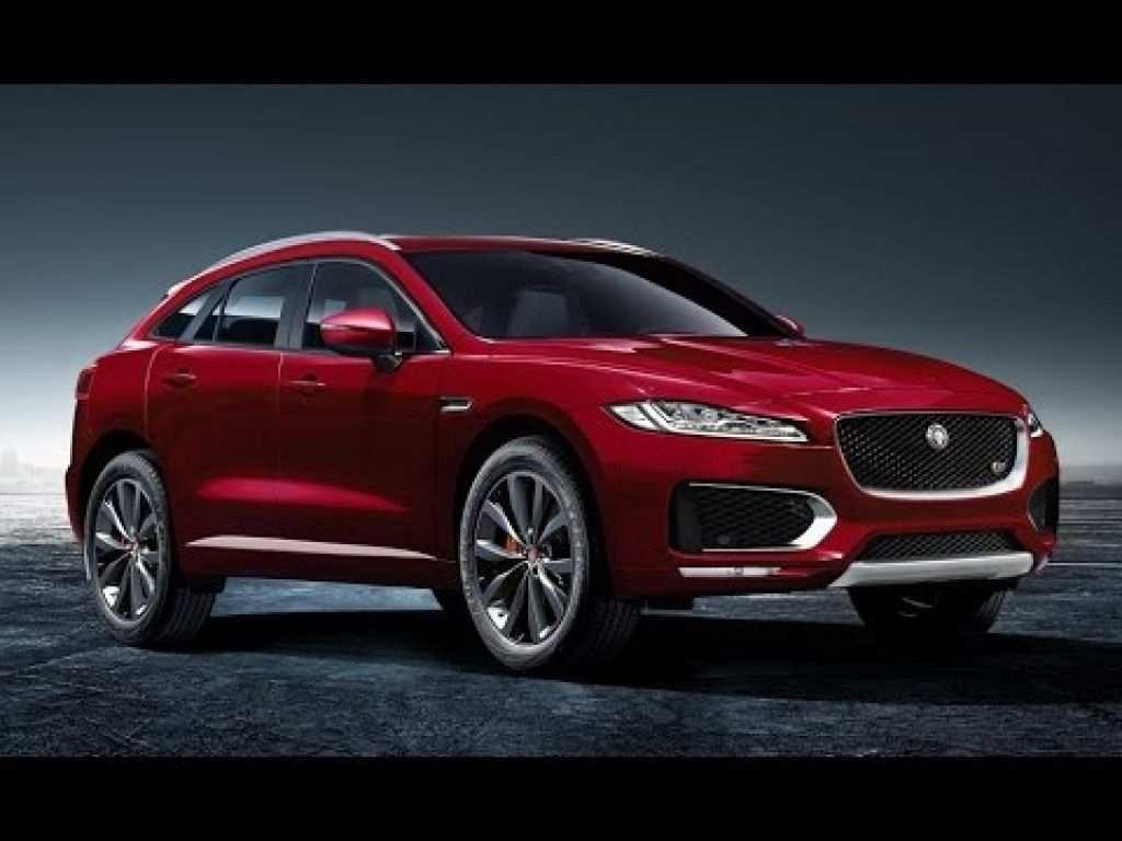 46 Best Review Jaguar Suv 2020 New Concept with Jaguar Suv 2020