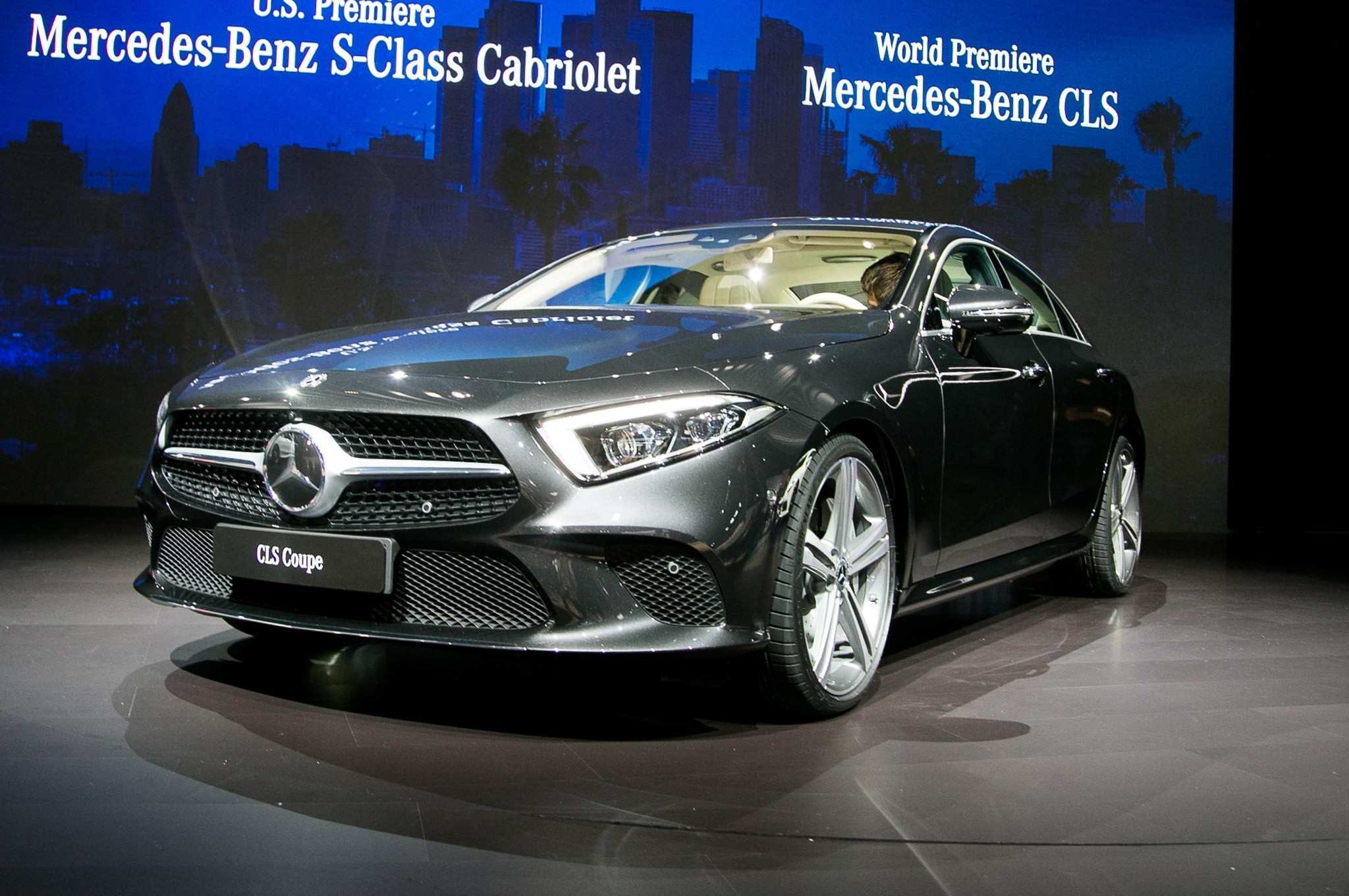 46 Best Review Mercedes Cls 2020 Exterior Model with Mercedes Cls 2020 Exterior