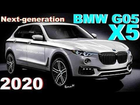 46 Best Review Next Gen 2020 BMW X5 Suv Spy Shoot by Next Gen 2020 BMW X5 Suv