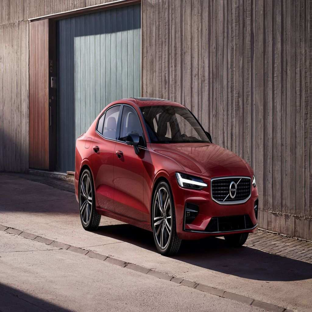 46 Best Review Volvo V60 2020 Dimensions History with Volvo V60 2020 Dimensions