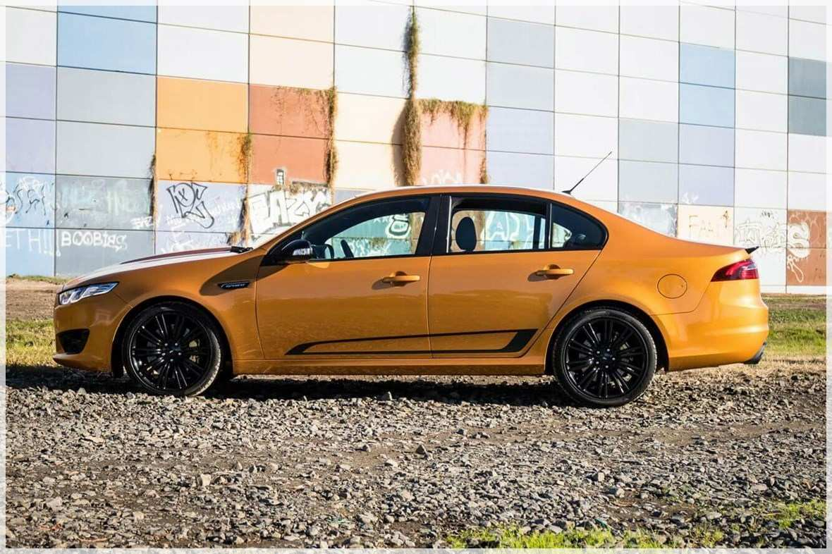 2020 Ford Falcon Xr8 Gt Price and Release date