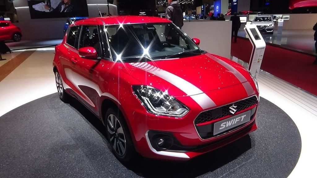 46 Concept of 2020 New Suzuki Swift Sport Speed Test by 2020 New Suzuki Swift Sport