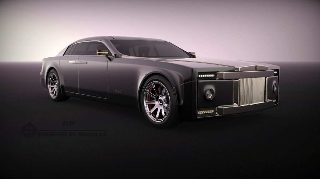 46 Concept of 2020 Rolls Royce Phantoms Images for 2020 Rolls Royce Phantoms