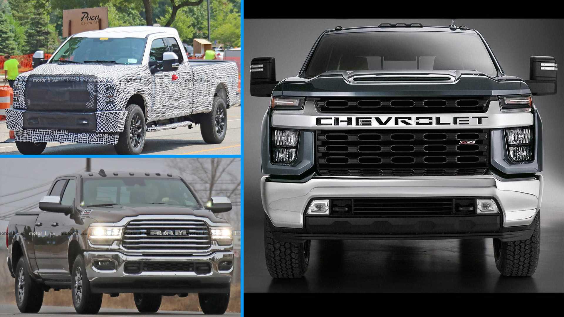 46 Concept of 2020 Silverado Hd Concept with 2020 Silverado Hd
