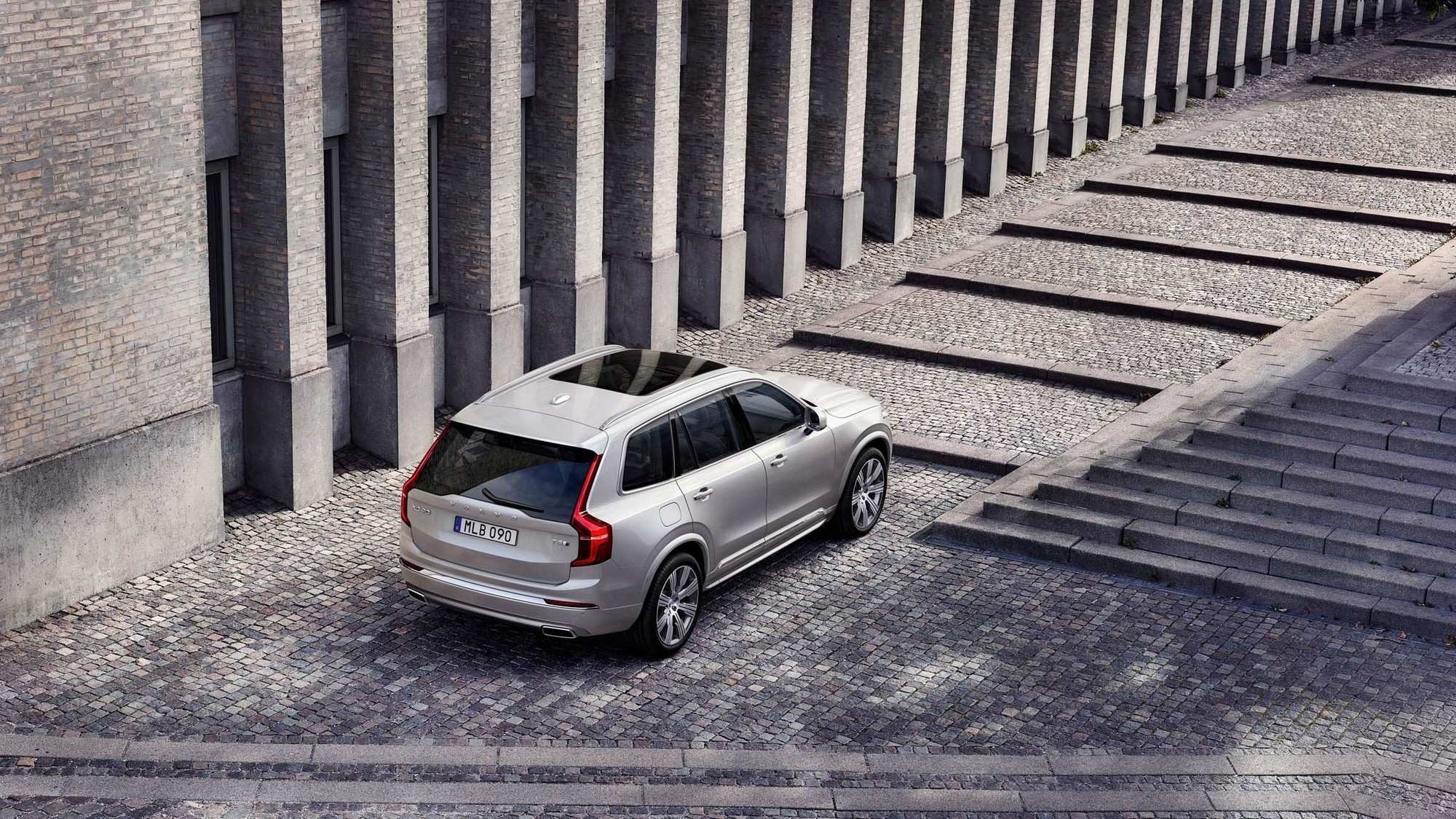 46 Concept of 2020 Volvo XC90 Price and Review with 2020 Volvo XC90