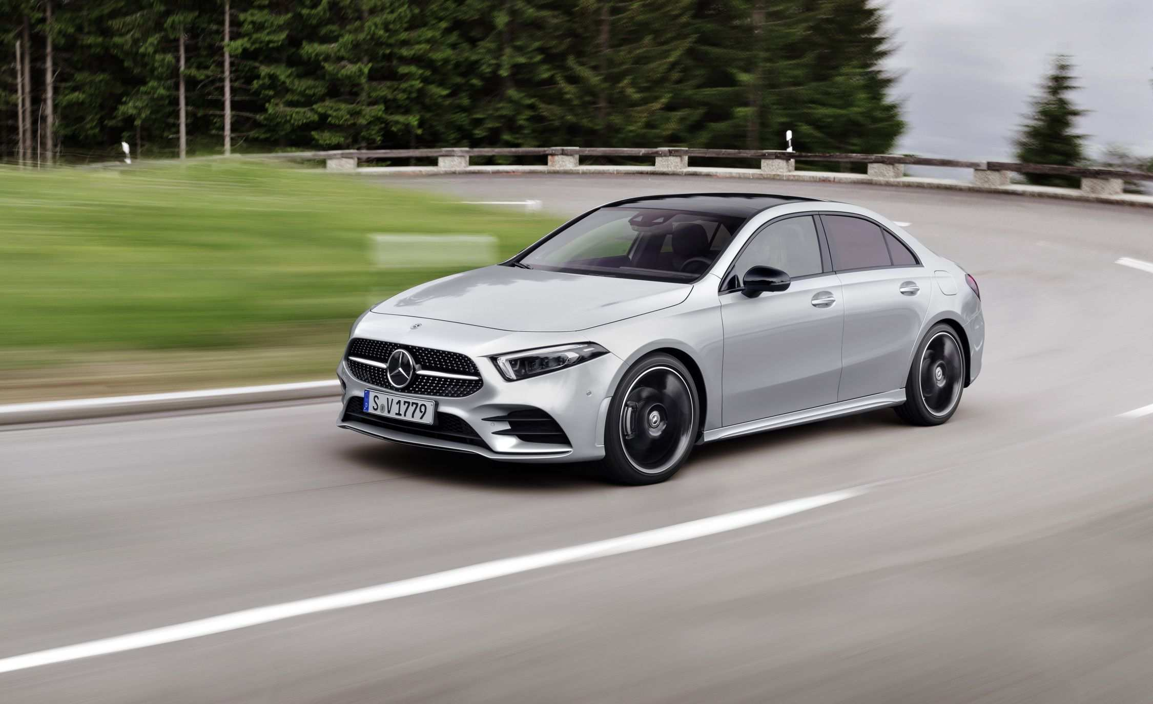 46 Concept of A250 Mercedes 2020 Speed Test for A250 Mercedes 2020