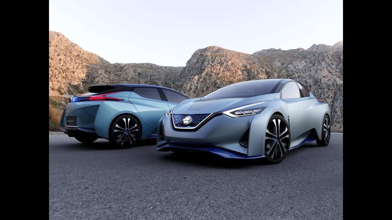 46 Concept of Nissan Leaf 2020 60 Kwh Specs and Review with Nissan Leaf 2020 60 Kwh