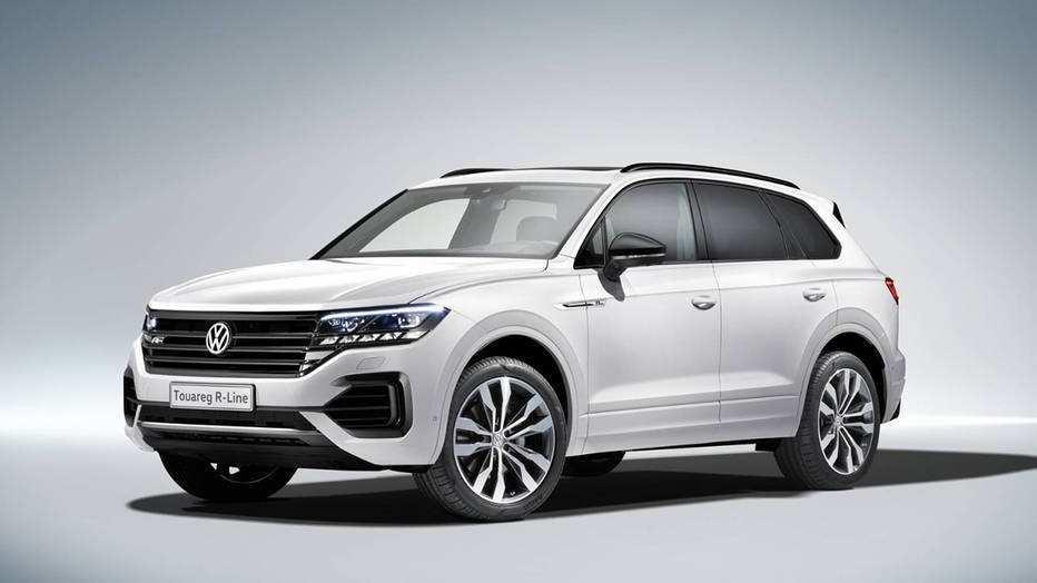 46 Concept of VW Touareg 2020 New Concept Performance with VW Touareg 2020 New Concept