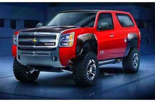 46 Gallery of 2020 Chevy Blazer K 5 Reviews by 2020 Chevy Blazer K 5