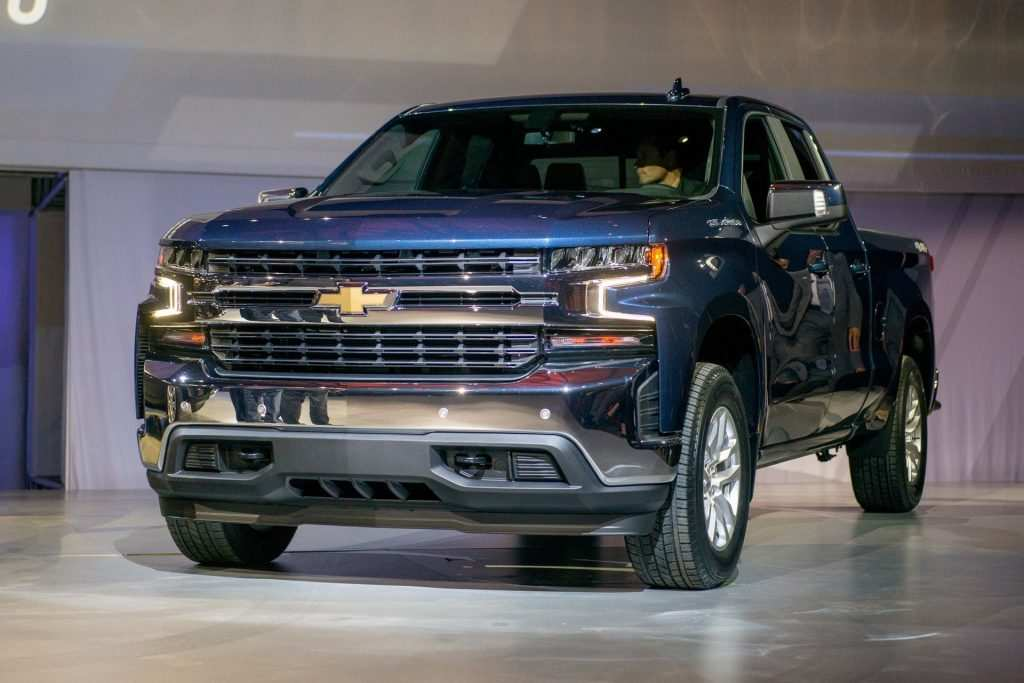 46 Gallery of 2020 Chevy Suburban Z71 Style with 2020 Chevy Suburban Z71