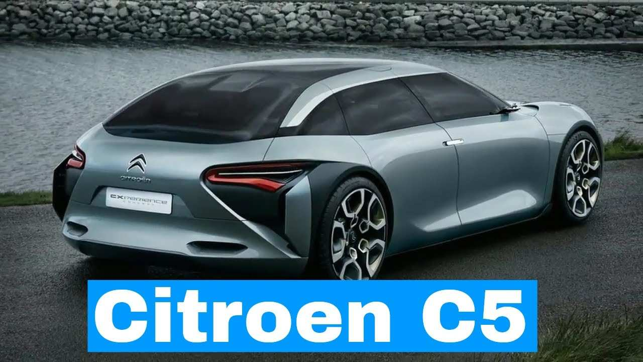 46 Gallery of 2020 Citroen C5 2018 Redesign and Concept by 2020 Citroen C5 2018