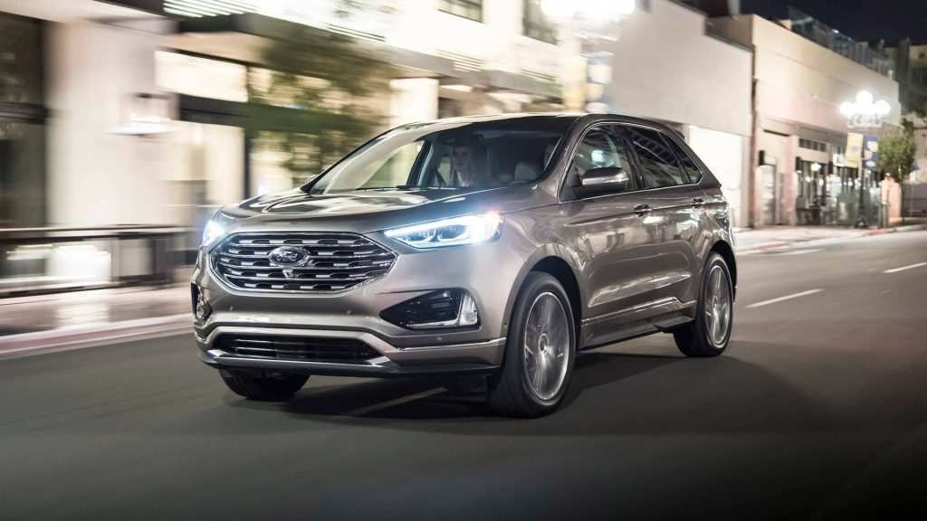 46 Gallery of 2020 Ford Edge New Design Engine by 2020 Ford Edge New Design